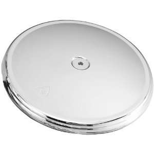 Arlen Ness Smooth Billet Air Filter Cover for Metrics