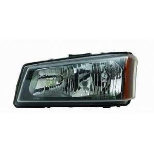 05 07 Chevrolet (Chevy) Silverado Pickup Headlight (Passenger Side