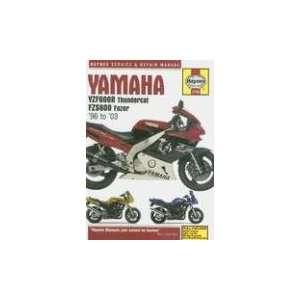 Yamaha YZF600R Thundercat FZS600 Fazer 96 to 03 (Haynes