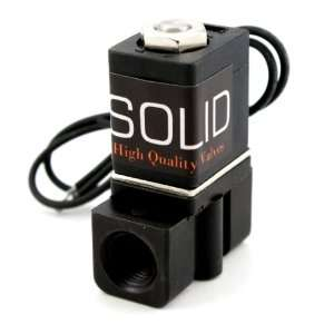 Electric Solenoid Valve 12 volt Air, Water: