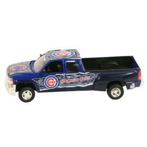 Chicago Cubs Diecast Chevy Silverado Pickup Truck (127
