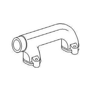 New Exhaust Manifold Front & Rear A65917 Fits CA 1170