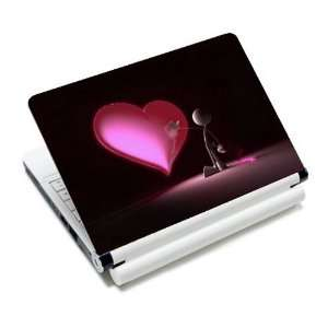 Love Art Work Laptop Notebook Protective Skin Cover Sticker Decal
