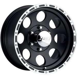 American Eagle 185 16x8 Black Wheel / Rim 5x135 with a  11mm Offset