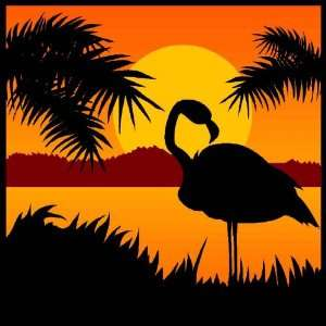 Flamingo Clip Art & Stock Photo Image CD: Software