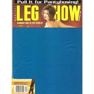 LEG SHOW NOVEMBER 1998: LEG SHOW MAGAZINE: Books