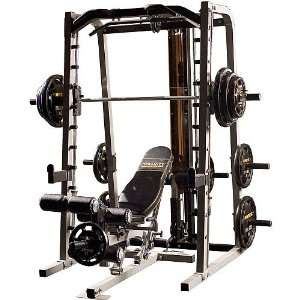 Powertec Smith Machine (Bench Sold Separately)  Sports
