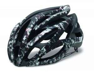 Giro Atmos Matte Black/White Crowd Helmet Medium
