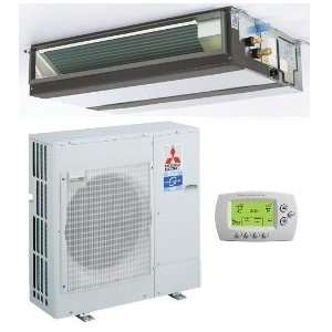 36,000 Btu/h 15.00 Seer Mitsubishi Single Zone Mini Split
