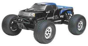 HPI RTR Nitro Savage XL 5.9 R/C Monster Truck w/ 2.4Ghz Radio