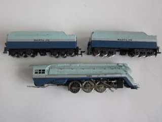 BLUE GOOSE AHM Rivarossi 4 6 4 Santa Fe 3460 Steam Engine train coal