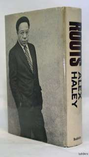 Roots   Alex Haley   1st/1st   1976   First Edition   Ships Free U.S