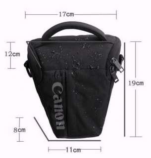 Camera Case Bag for Canon EOS 1100D 600D 550D 500D 400D 450D