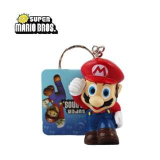 11x Super Mario Yoshi Mushroom Figures Key Ring Chain Set