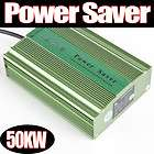 50KW Power Saver Save Electricity Energy 35% Less Money