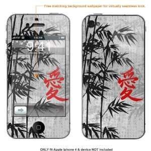for AT&T & Verizon Apple Iphone 4 case cover iphone4 343 Electronics