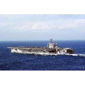 USS George Washington Aircraft Carrier 8x12 Silver Halide