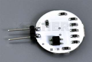 G4 24 SMD LED Marine Camper Bulb Lamp 12V Warm White Light