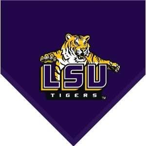 Louisiana State University Tigers NCAA Team Fleece Collection Throw