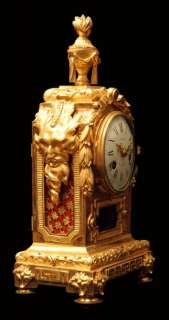 ANTIQUE FRENCH LOUIS XVI ORMOLU (GOLD PLATED BRONZE) LOUIS GORET