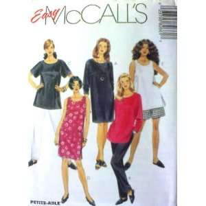 McCalls Sewing Pattern 8266 Womens Dresses, Tops, Pull
