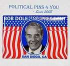 Vintage Political Campaign Pinback Pin Button Lot President Ford and