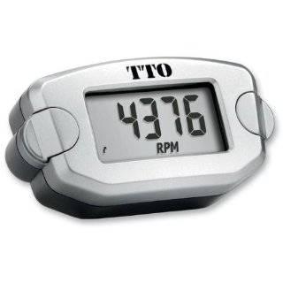 Trail Tech TTO Tach/Hour Meter   Silver 72 A00 by Trail Tech