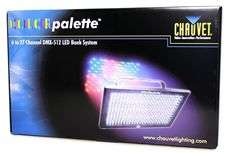 Chauvet ColorPalette LED Panel Stage Wash Light, DMX Controls, Color