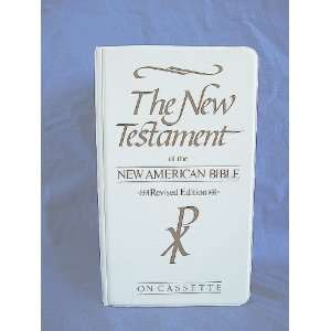 The New Testament of the New American Bible: Catholic Book