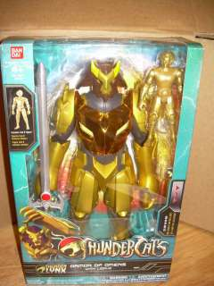 Thundercat Action Figures 2011 on Up For Sale Here Is A Brand New Bandai 2011 Thundercats Action Figures