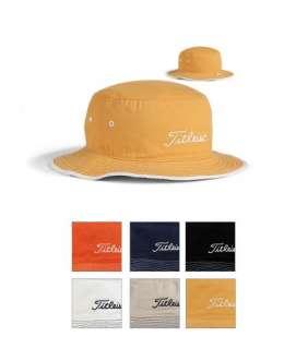New 2012 Authentic Titleist Golf Bucket Hat Cap