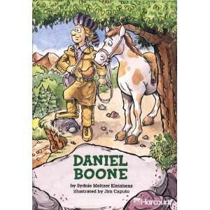 Daniel Boone, Advanced Level Grade 2 Harcourt School