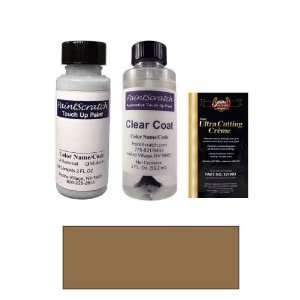 Oz. Desert Tan Metallic Paint Bottle Kit for 1989 Ford Econoline (9N