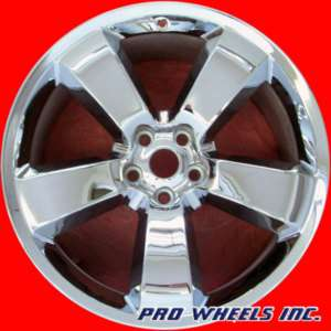 DODGE CHARGER 20 CHROME REPLICA WHEEL RIM 2360 34014