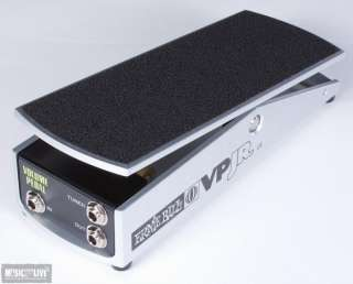 Ernie Ball 6180 VP Jr 250K Volume Pedal Passive Electronics