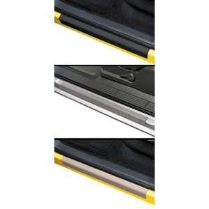 Auto Ventshade 88823 Black Door Sill Protector Automotive