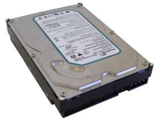 Series ST3160212ACE 160GB 7200RPM 2MB Cache IDE/Ultra ATA Hard Drive
