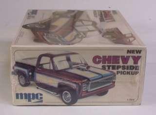 Stepside Pickup Truck MPC 1 7814 2WD 125 2n1 Kit SEALED Vtg