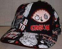 FAMILY GUY Stewie Adult Flex Fit Baseball Cap/HAT