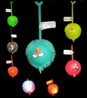 Popular Angry Birds Light Up YoYo Squishy Balls * U Pick Color