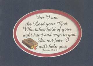 ISAIAH 4113 Do Not FEAR prayer God Bible verses poems