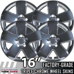 2007 2009 Ford Fusion 16 Chrome Wheel Skins Automotive