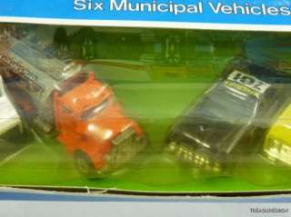 HOT WHEELS CITY GIFT PACK #3757 MINT COND NRFP 1982