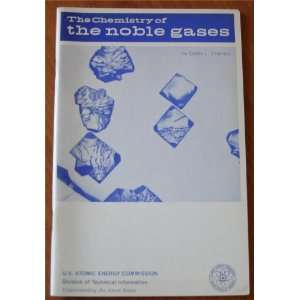 Noble Gases (Understanding the Atom Series): Cedric L Chernick: Books