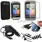 12 Accessory Deluxe Case LCD Cover for HTC Wildfire S 2