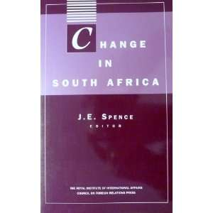 Africa (Chatham House Papers) (9780876091692): J. E. Spence: Books
