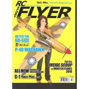 RC Sports Flyer Magazine (January 2011): Various: Books