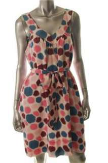 Marc by Marc Jacobs NEW Printed Versatile Dress Silk Sale M
