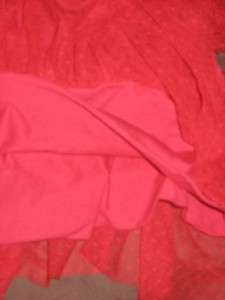 NWT Naartjie 2 pc Cherry Dress and Hat xs 3 Fall Winter