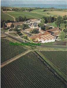 Bordeaux Wine Southwestern France Country Travel Photo Tour Map